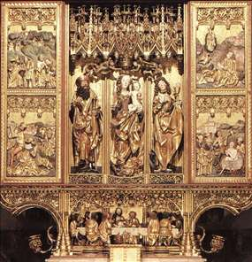 High Altarpiece of St. James