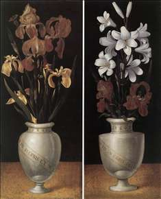 Vases of Flowers
