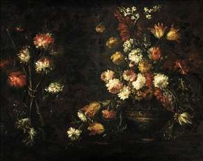 Still-Life with a Vase of Flower