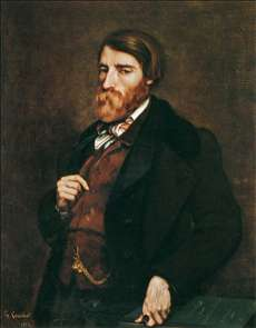 Portrait of Alfred Bruyas