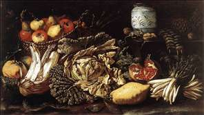 Still-life with Fruit, Vegetables and Animals