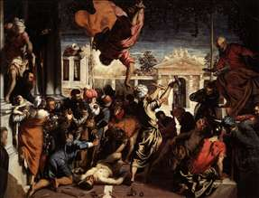 The Miracle of St Mark Freeing the Slave