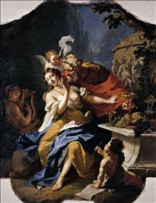 The Mocking of Anacreon