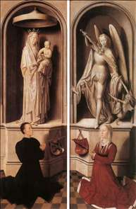 Last Judgment Triptych (closed)
