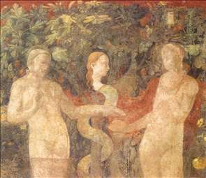 Creation of Eve and Original Sin