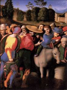 Scenes from the Story of Joseph: The Discovery of the Stolen Cup