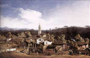 View of Gazzada near Varese